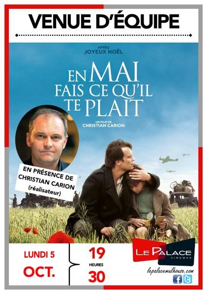 Film Joyeux Noel De Christian Carion.En Mai Fais Ce Qu Il Te Plait Avant Premiere Avec Equipe
